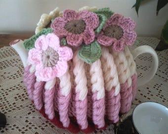 Crochet Tea Cosy PDF Pattern Instant Download