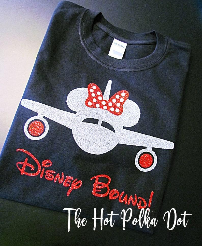 899233e2 Women's Ladies Disney Bound Minnie Mouse Bow   Etsy