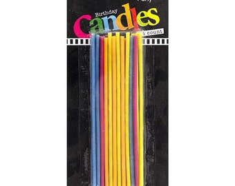 Sparkler Birthday Candles 25 Pack