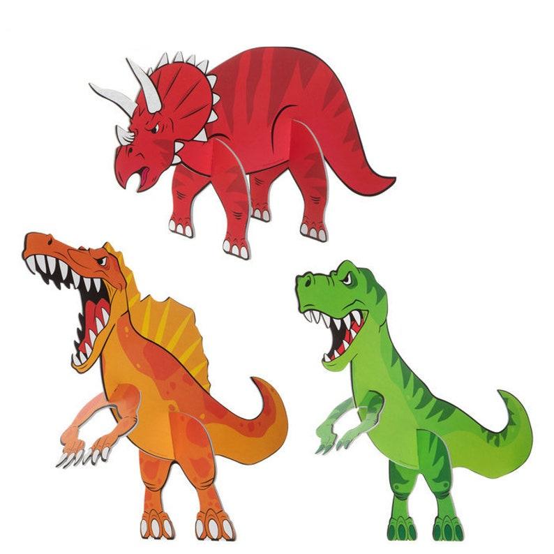 Dinosaur Birthday T-Rex Dinosaur T-Rex Party Supplies Dino Decor Dinosaur Centerpieces Dinosaur Theme Dinosaur Party T-Rex Decor