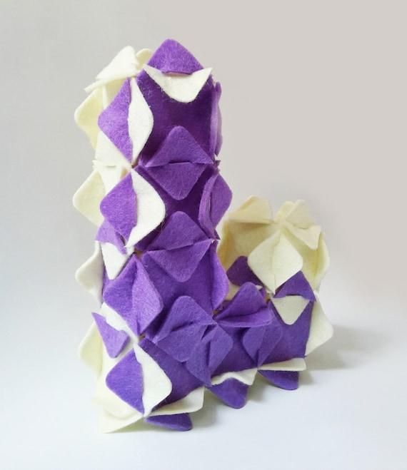 3d Letter Diy.Diy Felt Kit Personalized Gift 3d Letter Craft Project