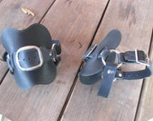 Leather Boot Straps / Mus...