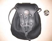 Black Leather Pirate / Bi...