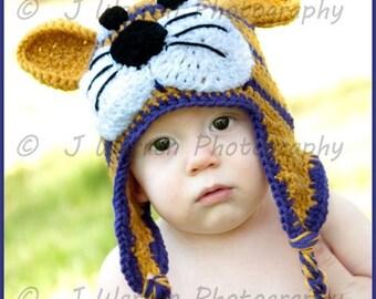 464b309dd45 LSU Tiger Hat