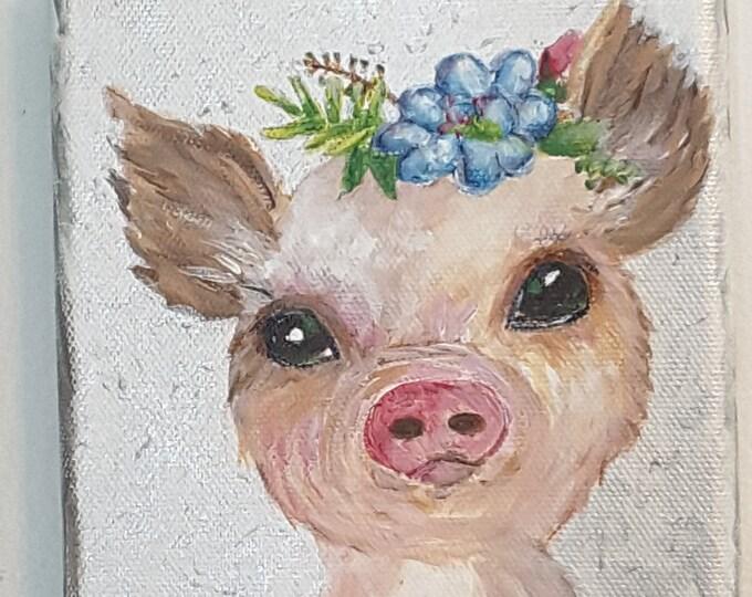 Sindy the Piglet