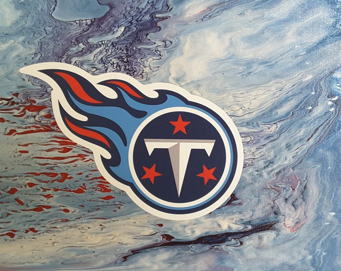 TN Titans Fluid Art #19