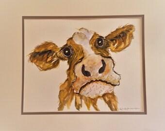 Goober the cow