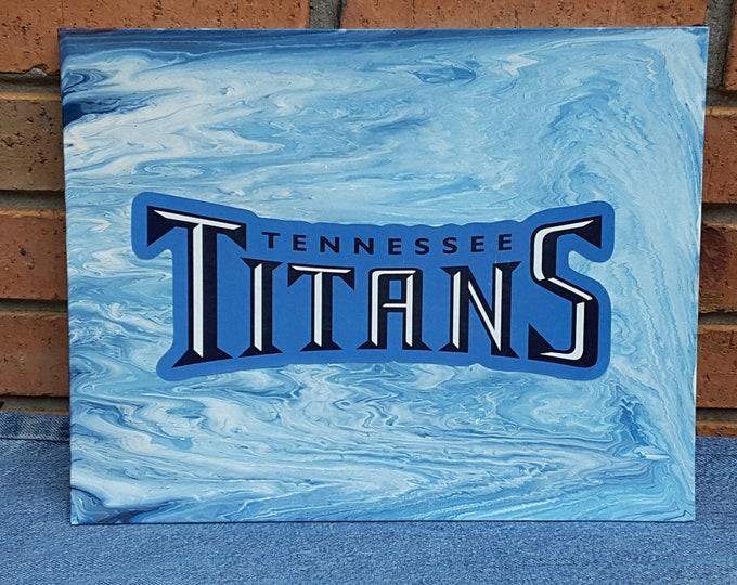 TN Titans Art