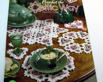 How to Crochet the Celtic Way Annie's Attic booklet