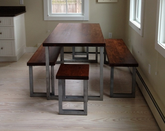 Metal Table Legs Furniture Legs LARGE Coffee Table Legs Dining Table Legs Square Table Legs