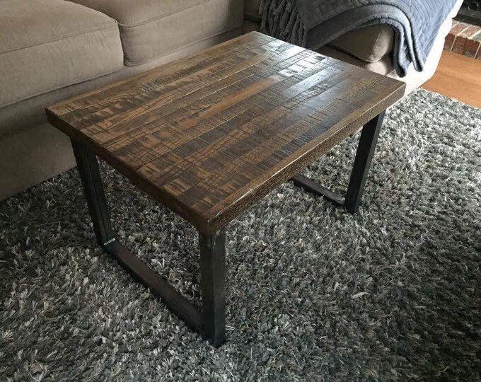 Coffee Table, Wood Coffee Table, Rustic Coffee Table