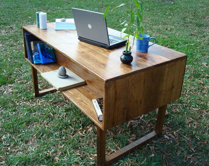 Office Desk Executive Desk Mid Century Modern Design Desk