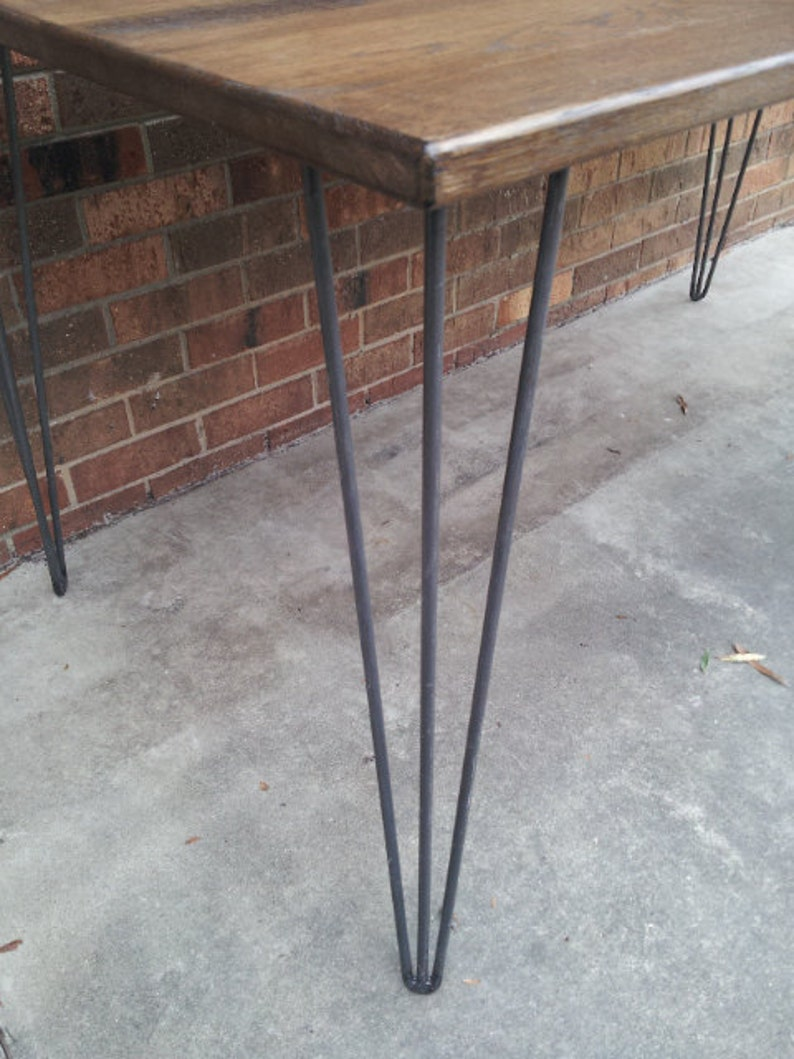 Astounding Hairpin Legs Metal Table Legs Furniture Legs Table Legs Coffee Table Legs Set Of Four Interior Design Ideas Tzicisoteloinfo