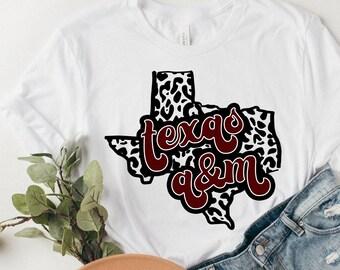 Texas A&M Univserity Shirt   Gig Em Shirt   Aggies Shirt   Texas AM Shirt   Gig Em   Aggie Pride   Texas AM University   TAMU Texas Shirt