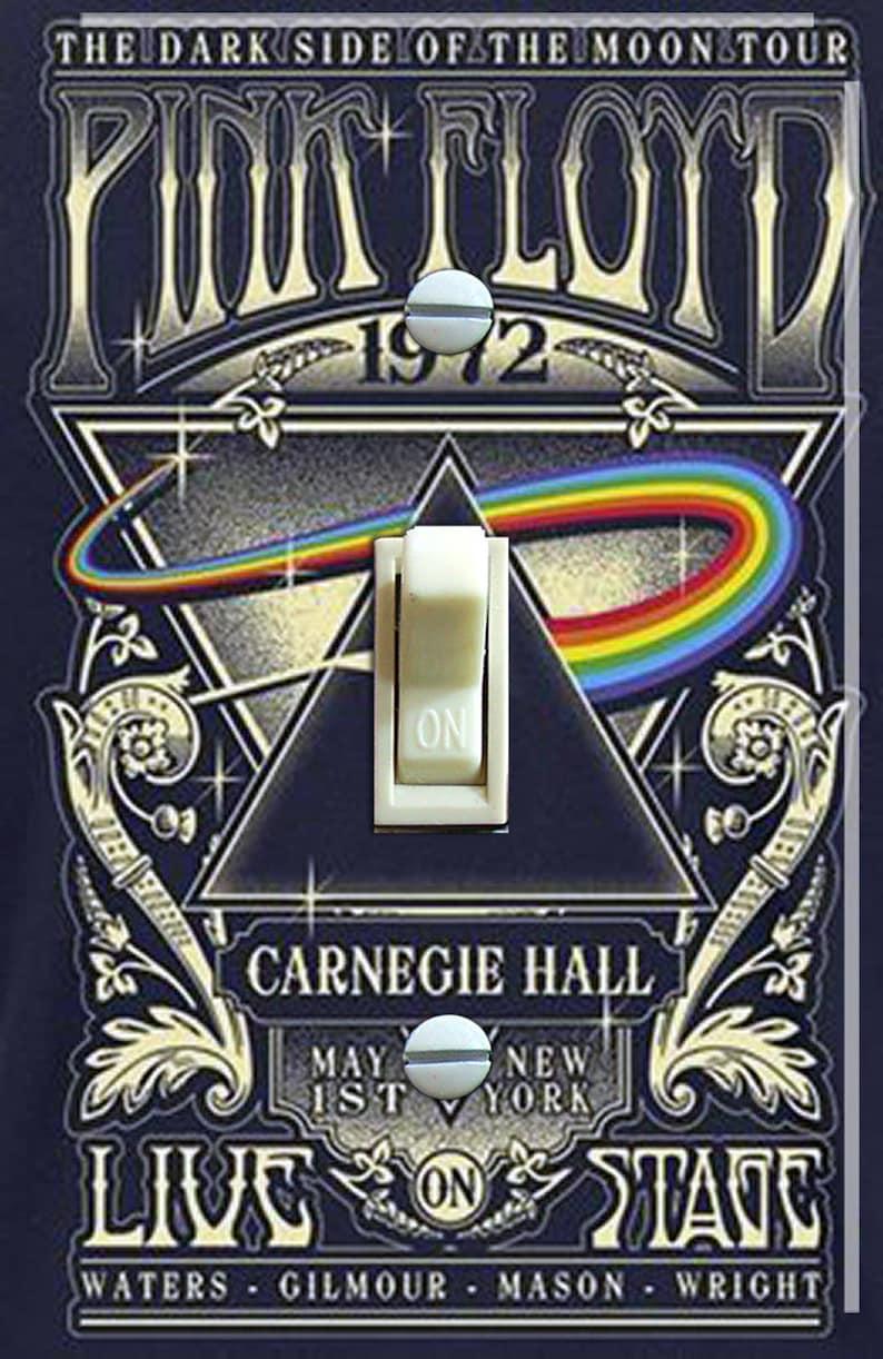 43f73900 Pink Floyd 1972 Carnegie Hall Vintage Concert Poster Switch | Etsy