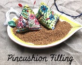 Ground Walnut Shells for Pincushion Filling