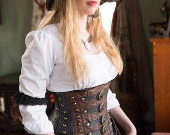 Lady Clankington Underbust Corset
