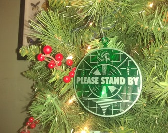 Technical Difficulties Ornament