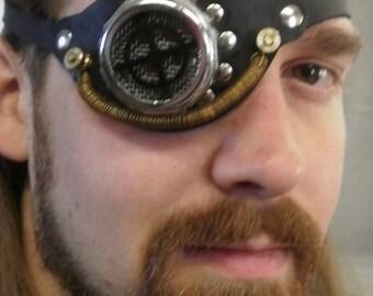 Airship Pirate Eyepatch-Monocle