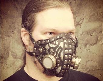 Steam Royalty Mask