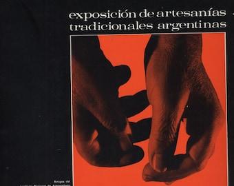 Exposicion de Artesanias Tradicionales Argentinas - TIB11170