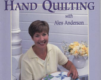 Hand Quilting with Alex Anderson - TIB12524