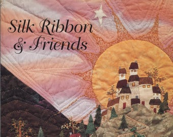 Silk Ribbon & Friends by Piecemakers - TIB12491