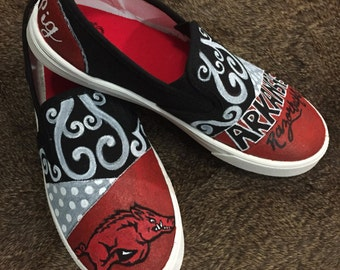 Razorback shoes