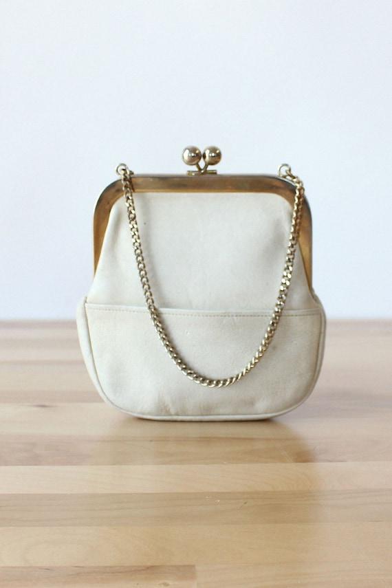 Bonnie Cashin Kisslock Purse • 60s Handbag • Vinta