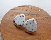 Polka Dot Rain Drop Hook ...