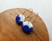 Yama Mountain Line Earrings