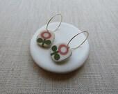 Flower Drop Earrings Special