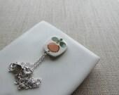 Flower Necklace Sample SALE