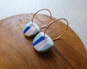 Palette Hoop Earrings