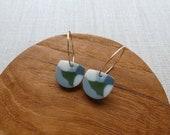 Bushland Hoop Earrings