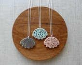 Speckled Jellyfish Neckla...