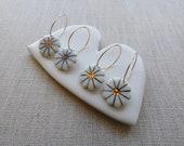 Kiku Earrings Sample SALE