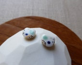 Landscape Stud Earrings...