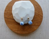 Small Gold Dot Marble Bal...