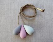 3 Drop Necklace SALE