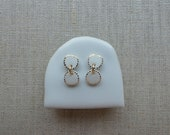2 Pebble Starburst Stud Earrings 6 colours