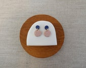 Eclipse Starburst Stud Earrings in 4 colours