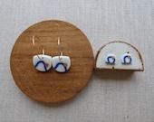 Orbit Hoop Earrings