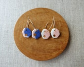 Moon & Star Hoop Earrings