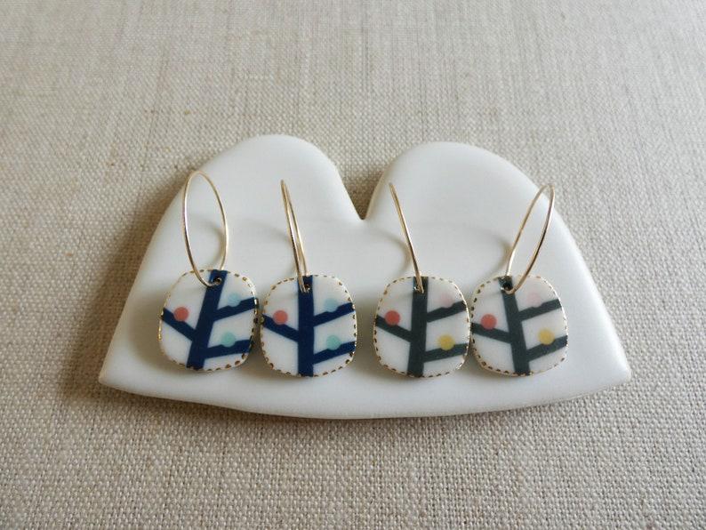 Twig Earrings image 0