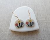 Flower Buds Earrings