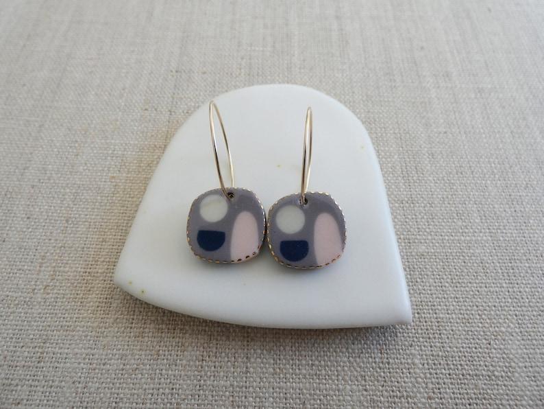 Boro Drop Earrings image 0
