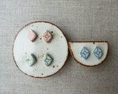 Diamond Stud Earrings...