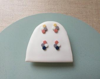 Diamon Stud Earrings