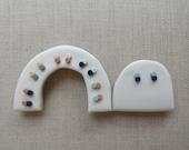 Cocoon Stud Earrings